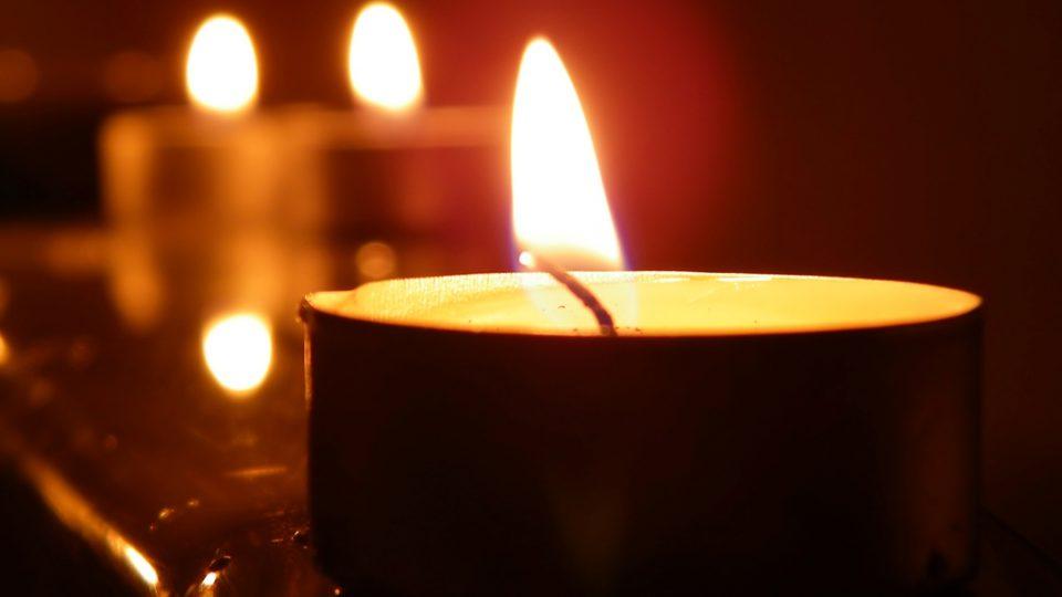 свічка-скорботи