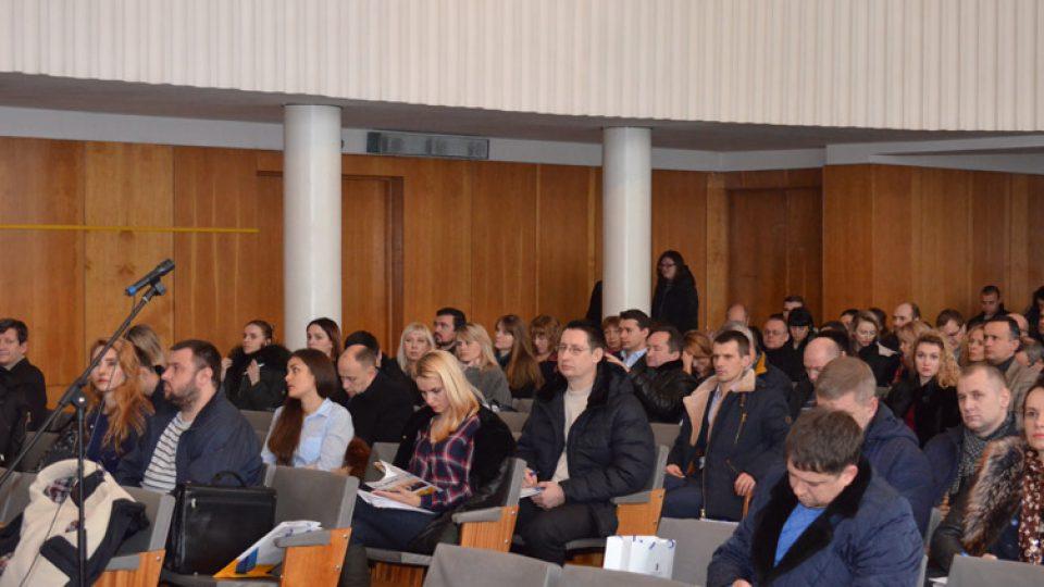 02 грудня 2017 року відбувся семінар з підвищення квалфікації для адвокатів Чернігівської області